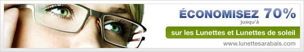 Lunettes et lunettes de soleil en ligne. Lunettes en solde
